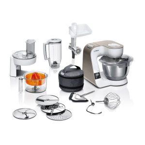Bosch univerzalni kuhinjski aparat s tehtnico MUM5XW40
