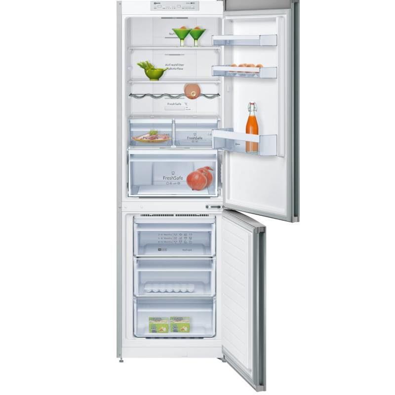 Prostostoječi hladilniki in zamrzovalne omare NEFF